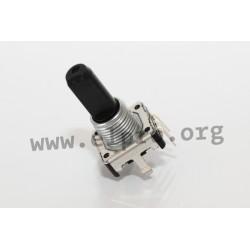 Abmessungen EC11J1524401, -J1524601, -J1524801