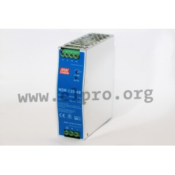 Mean Well NDR-120 series