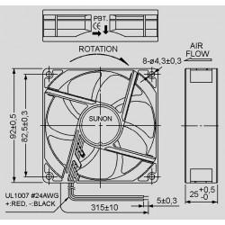 dimensions GE 92252_