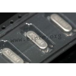 Gehäuse HC49/S4 SMD