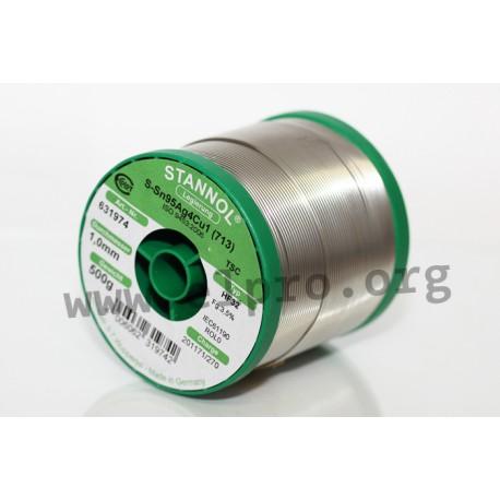 HF 32 TSC d 1mm 500g
