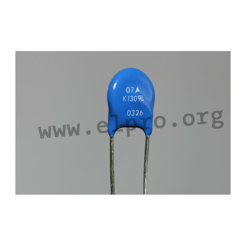 S 07 K 60 Varistors By Epcos Elpro Elektronik