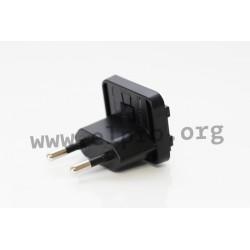 AC plug-EU medical