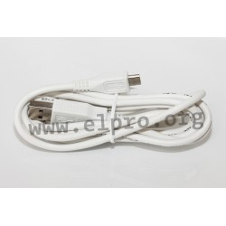 HNP MicroUSB Kabel weiß