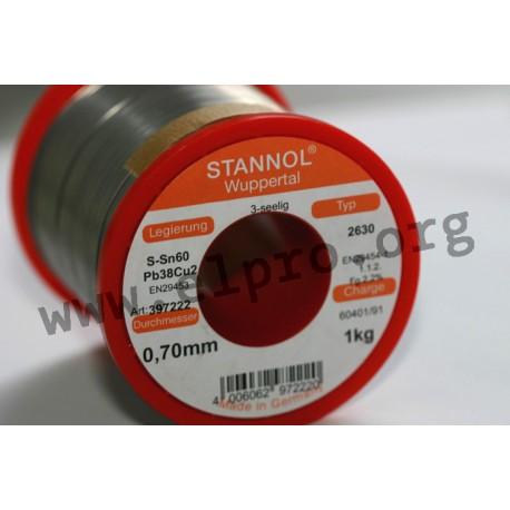 Stannol series 2630
