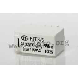 series HFD3 by Hongfa
