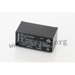 PCB relays series FTR-K1