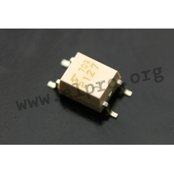 DC optocouplers series TLP_