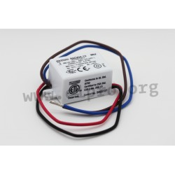 LED-switching power supplies series RACV04