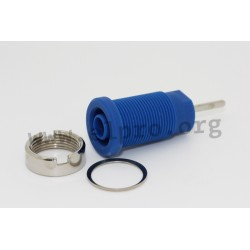 SEB 6448 Ni blau