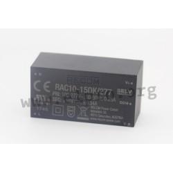 RAC10-15DK/277