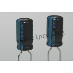 radial capacitors