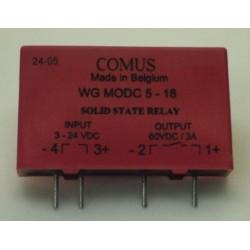 Comus WG MODC series