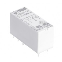 RM84-2312-35-5230, Relpol, Relpol PCB relays, 8A, DPDT, RM84 series