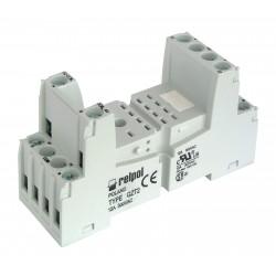 GZT2-GRAY, Relpol, Relpol sockets and accessories for relpol PCB relays