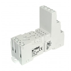 GZM2-GRAY, Relpol, Relpol sockets and accessories for relpol PCB relays