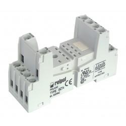 GZT4-GRAY, Relpol, Relpol sockets and accessories for relpol PCB relays