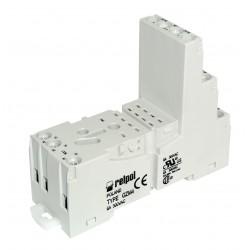 GZM4-GRAY, Relpol, Relpol sockets and accessories for relpol PCB relays