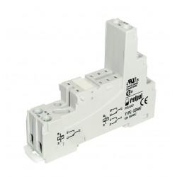 GZM80, Relpol, Relpol sockets and accessories for relpol PCB relays