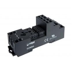 GZMB4, Relpol, Relpol sockets and accessories for relpol PCB relays