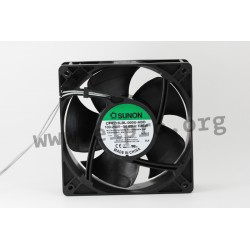 A12010430G-00, Sunon fans, 120x120x38mm, 230115V AC, with lead wires, CF series, CF 4113 LBL-000U-ABD