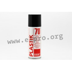 74309-AH, K70 200 ml, CRC Kontakt Chemie, protective coating for PCBs