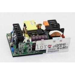 EPP-500-12, MeanWell, Mean Well switching power supplies open frame, 500W forced air, Green PCB type, EPP-500 series