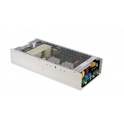 UHP-2500-24, Mean Well switching power supply, 2500W, U-bracket, PFC, UHP-2500 series