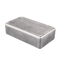 1550G, Hammond diecast enclosure, aluminium, 1550 series