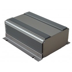 1455KHD1201, Hammond extruded enclosures, aluminium, 1455HD series