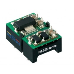 R0.5ZX-0505/P-TRAY, Recom DC/DC converters, 0,5W, SMD housing, R0.5ZX series