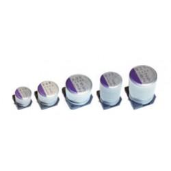 16SVPD82M, Panasonic electrolytic capacitors, SMD, 125°C, polymer aluminium, OS-CON, SVPD series