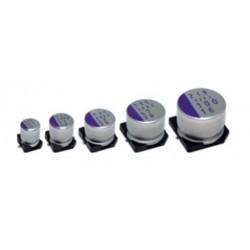 10SVPS150MX, Panasonic electrolytic capacitors, SMD, 105°C, polymer aluminium, OS-CON, SVPS series