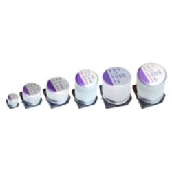 16SVF1000MX, Panasonic electrolytic capacitors, SMD, 125°C, polymer aluminium, OS-CON, SVF series