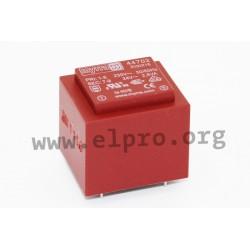 44701, print transformers, 2.8VA