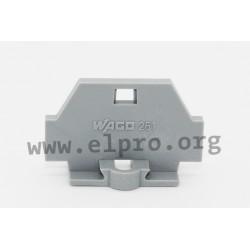 261-361, 2.5mm², DIN rail, Serie: 261 by Wago
