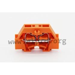 261-306, 2.5mm², DIN rail, Serie 261 by Wago
