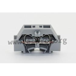261-301, 2.5mm², DIN rail, Serie 261 by Wago