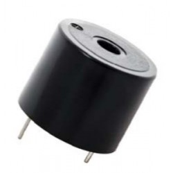 185050, Ekulit piezo buzzers with built-in drive circuit for PCB mounting, RMP series