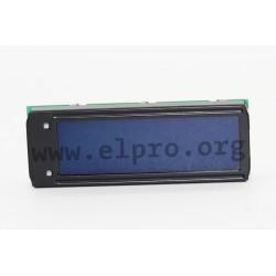 EADIP122B-5NLW, STN, 122x32