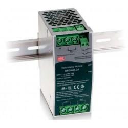 DRDN40-24, Mean Well redundancy modules, 40A, DIN Rail, DRDN40 series