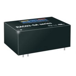 RAC03-12SGA, Recom converter modules, 3W, on board type, RAC03-GA and RAC-03-K series