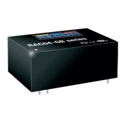 RAC04-12SGB, Recom converter modules, 4W, on board type, RAC04-GB series