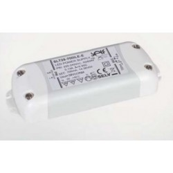 SLT25-350ILE-E, Self LED switching power supplies, 25W, IP20, constant current, SLT25-ILE-E series