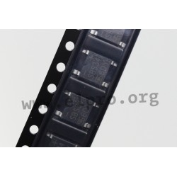 SBS24 RGG, Taiwan Semiconductor SMD rectifiers, 3A, Schottky, SBS series