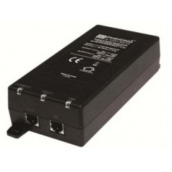 POE75D-1UP, Phihong PoE desktop switching power supplies, DC input, 75W, POE75D series