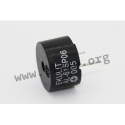 170070, Ekulit DC sounders for PCB mounting, AL series