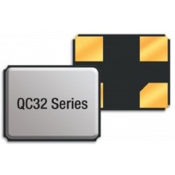 QC3220.0000F18B12R, Qantek quartz crystals, SMD housing, 2,5x3,2x0,8mm, QC32 series