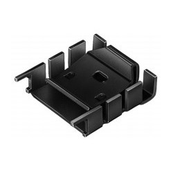 FK 224 MI 220 1, Fischer finger-shaped heatsinks, for TO220 and TO218, FK224 series