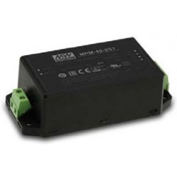 MPM-45-12ST, Mean Well switching power supplies, 45W, for medical technology, PCB, MPM-45 series